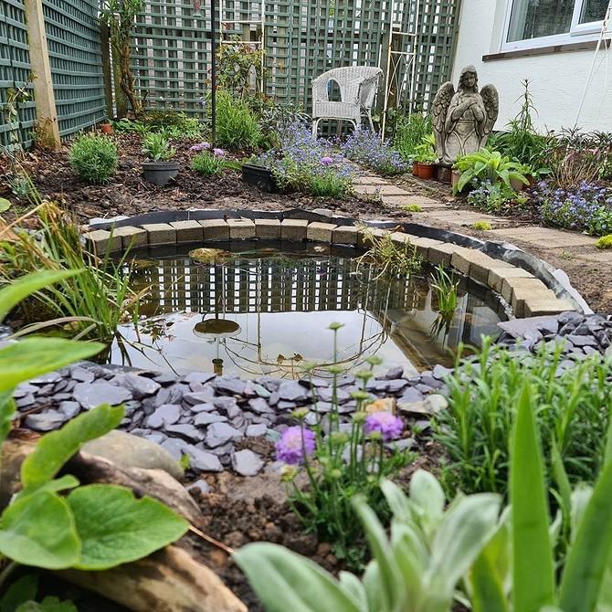 8 замечательных маленьких садов (когда на красоту — всего несколько соток)