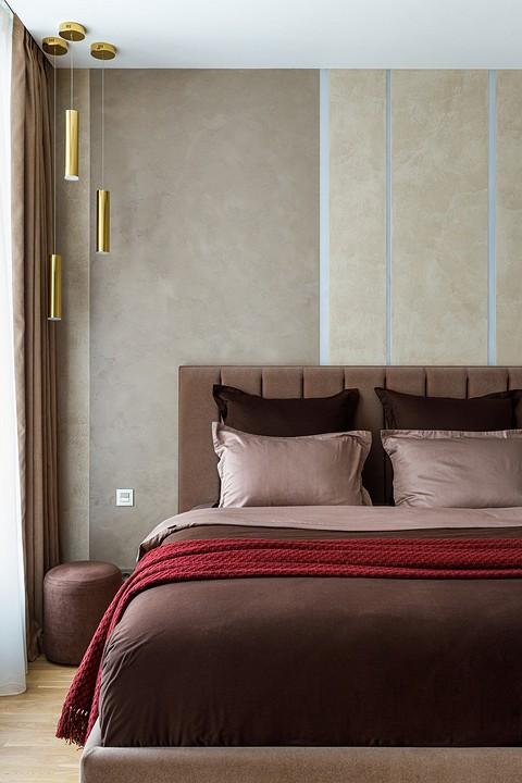 Спальня хорошо инсолирована е&#...