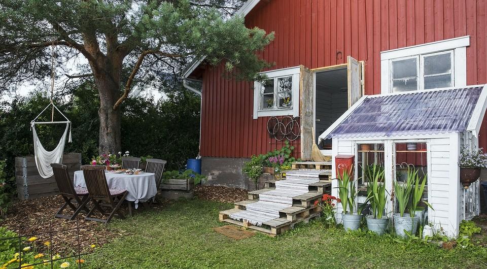 Кроме огорода: 7 классных идей для оформления дачного участка