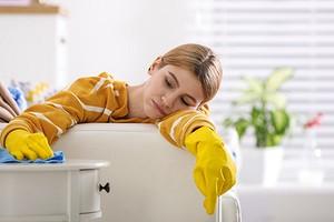 10 неочевидных способов уменьшить количество пыли в доме
