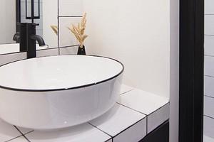 6 вдохновляющих маленьких ванных из французских домов и квартир
