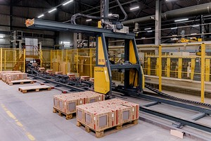 Estima запустила новую линию производства широкоформатного керамогранита