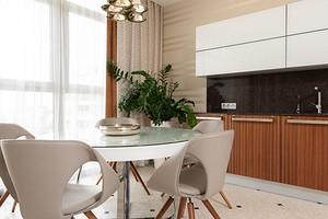 Озеленяем кухню: 7 мест для размещения растений, кроме подоконника