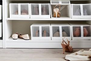 Порядок на полках: 6 органайзеров из ИКЕА для удобного хранения обуви