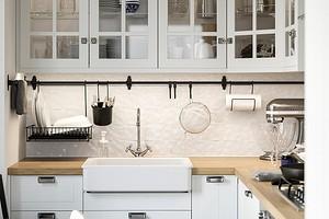 7 настенных модулей из ИКЕА, которые разгрузят вашу столешницу на кухне