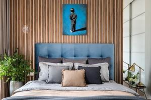 6 секретов декоратора в украшении спальни (как с обложки журнала)