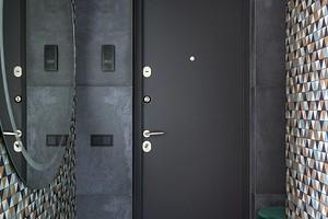 Какую роль играет входная дверь в интерьере и как не прогадать? Полезные советы и 40 красивых фото