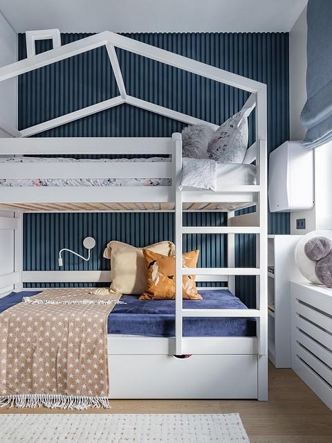 Кровать-домик, пожалуй, единств...