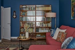 Для книг и не только: выбираем книжный шкаф в гостиную