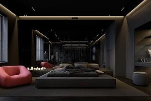 Уместен ли черный потолок в интерьере и как использовать этот прием (53 фото)