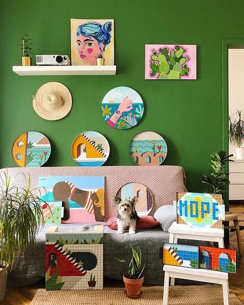 Картины, настенные панно идаж&#...