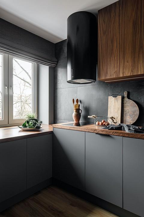 Маленькая кухня — чуть больше 6 l...