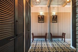 5 вдохновляющих примеров использования жалюзийных дверей в разных комнатах
