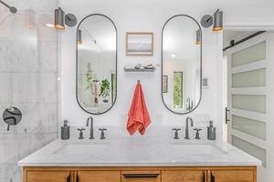 Две раковины в ванной: 5 красивых примеров, которые вам понравятся