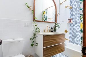 Быстро и красиво: 6 бюджетных способов освежить интерьер ванной