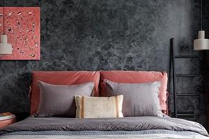 Яркие и нейтральные: 8 красивых сочетаний цветов в спальне