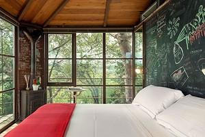 Здесь хочется остаться: 5 самых интересных спален из домов для краткосрочной аренды