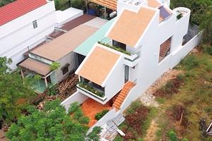 Дом-лестница: архитекторы построили необычное жилое здание