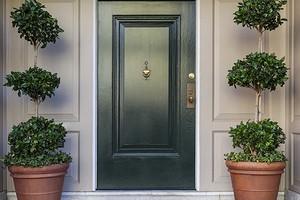 Какую дверь поставить в частный дом: 4 главных параметра выбора и красивые примеры