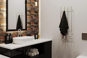 12 решений для ванной, от которых откажутся дизайнеры (и вам советуют)