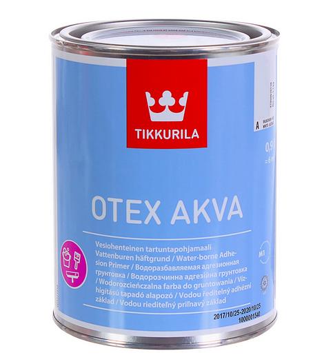Грунтовка специальная Tikkurila Otex Akva 0,9 л