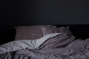 5 потрясающих спален в черном цвете (понравятся всем)