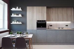 6 красивых вариантов плитки для кухонного фартука, которые мы нашли в «Леруа Мерлен»
