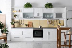 5 не самых практичных материалов для отделки кухни (применяйте с осторожностью!)