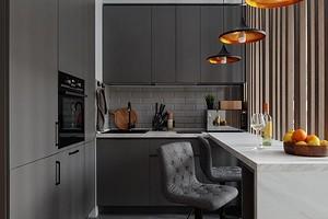 4 потрясающих примера дизайна студии площадью 25 кв. м