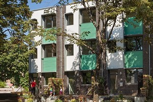 Топ-6 «зеленых» архитектурных проектов в мире