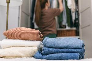 12 идеальных решений для хранения осеннего гардероба