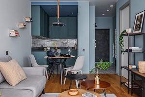 Въехать и жить: маленькая квартира «под ключ», которая понравится всем