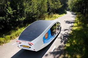 Как выглядит самый инновационный дом на колесах: проект представили студенты из Нидерландов