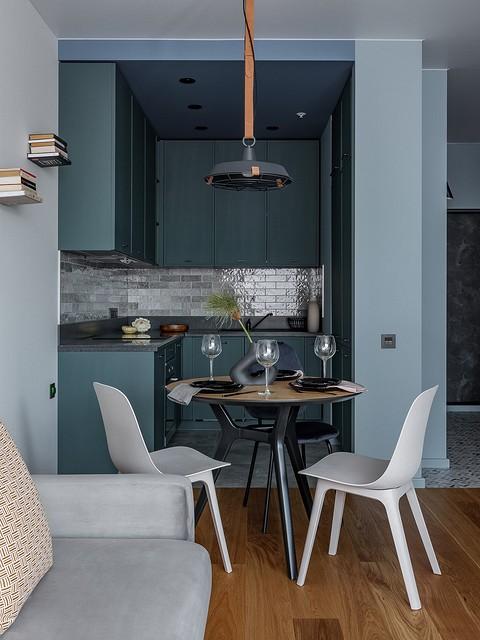 «Кухня визуально смотрится ка&#...
