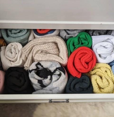 Хранение в рулонах поможет уме&...