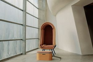 Дизайнер разработала «успокаивающее» кресло
