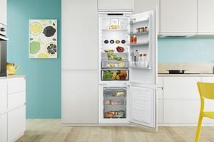 Новый встраиваемый холодильник Candy: увеличенный объем и много полезных функций