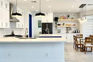 До и после: 5 восхитительных преображений кухонь