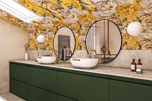 6 удивительных интерьеров ванных комнат из разных уголков мира