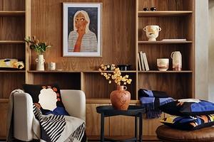 H&M Home показали новую коллекцию в коллаборации с художниками из разных стран