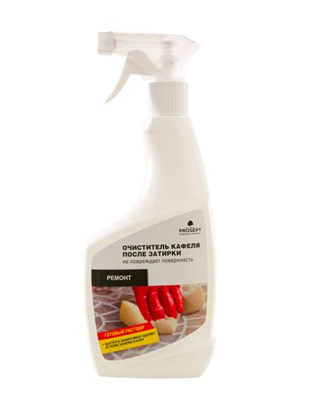 Средство для очистки кафеля от затирки Prosept 0,5 л
