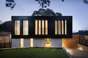 Красивые двухэтажные дома: идеи планировок и примеры проектов (121 фото)