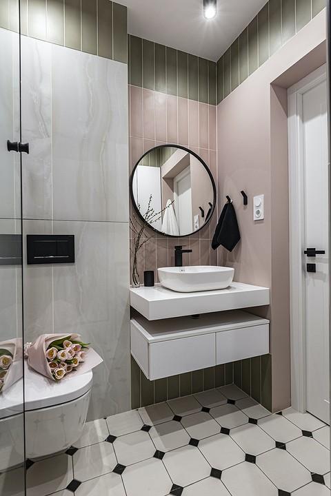 В ванной комнате скомбинирова&#...