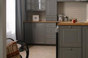 Какой фасад для кухни лучше выбрать: обзор 10 популярных материалов и видов