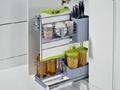 мобильные системы хранения кухонной мебели