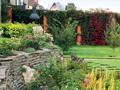 моды шаг тенденции оформления сада