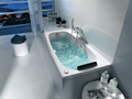 современный комфорт линейка акриловых ванн