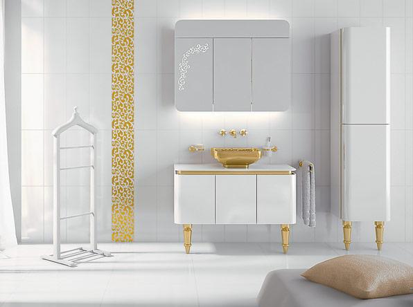 лаконичный ампир мебель ванных комнат