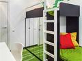 варианта оформления детской комнаты