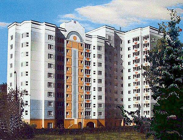 Пять дизайн-проектов квартир в панельном доме серии МПСМ